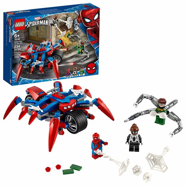 LEGO Marvel: Spider-Man vs. Doc Ock - (76148)