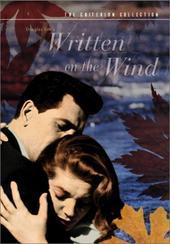 Written On The Wind on DVD