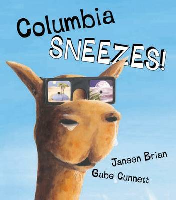 Columbia Sneezes! by Janeen Brian image
