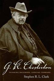 G.K. Chesterton by Stephen R.L. Clark image