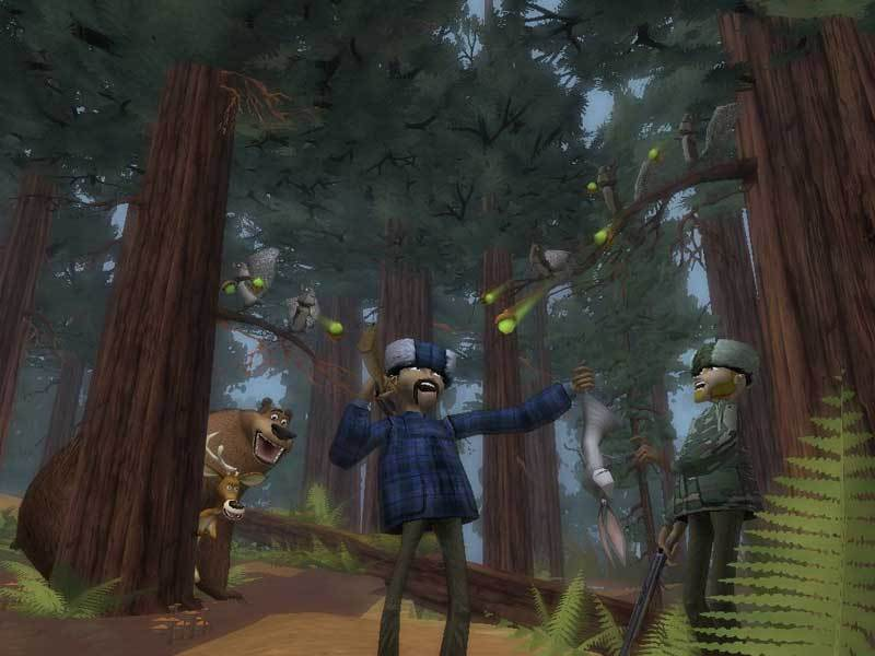Open Season for GameCube image