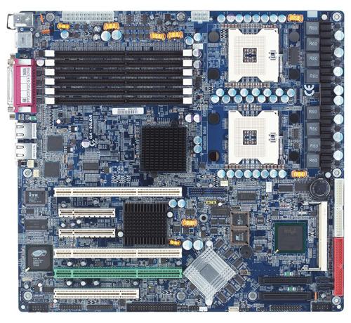 Gigabyte Motherboard Server Dual Xeon GA-9ILDR