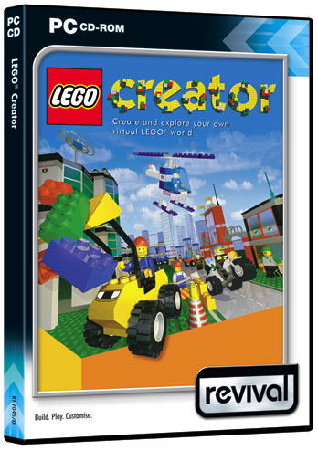 LEGO Creator for PC Games