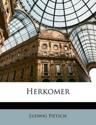 Herkomer by Ludwig Pietsch