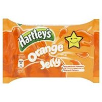 Hartley's Orange Flavour Tablet Jelly 135g