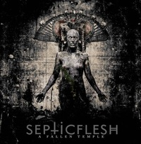 A Fallen Temple (reissue) by Septicflesh