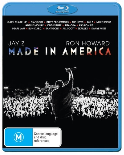 Made in America on Blu-ray image