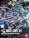 Gundam HG BC Mock Army Set 1/144 Model Kit