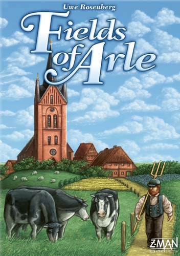 Fields of Arle - Board Game