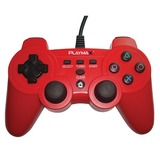 Playmax Wired Controller (Red) for PS3
