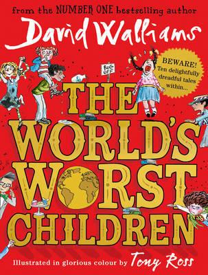 The World's Worst Children by David Walliams image