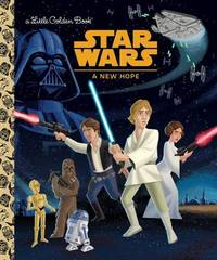 Star Wars: A New Hope by Geof Smith image