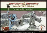 Dungeons & Dragons: Creatures Icewind Dale