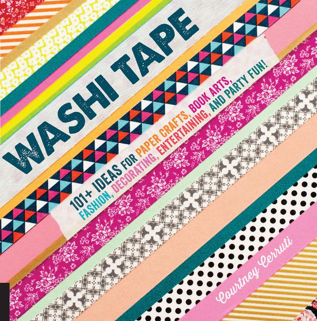 Washi Tape by Courtney Cerruti