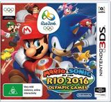 Mario & Sonic at the Rio 2016 Olympic Games for Nintendo 3DS