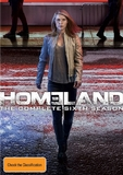 Homeland - Season 6 DVD