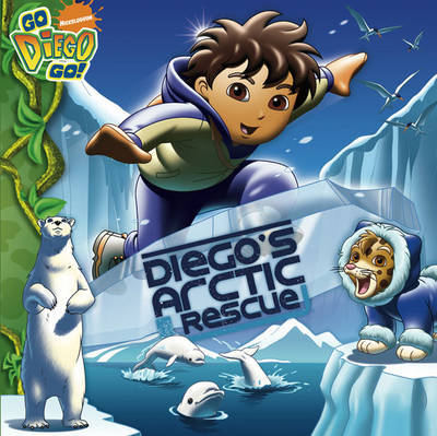 Diego's Arctic Rescue by Nickelodeon image