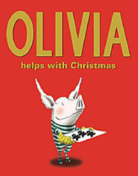 Olivia Helps with Christmas by Falconer