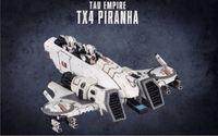Warhammer 40,000 Tau TX4 Piranha