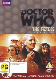 Doctor Who: The Aztecs (Special Edition) on DVD