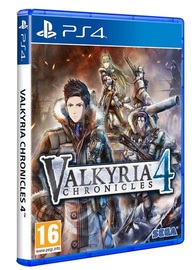 Valkyria Chronicles 4 Launch Edition for PS4