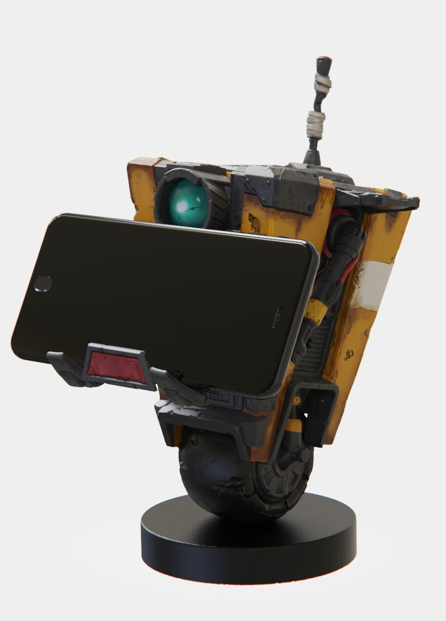 Cable Guy Controller Holder - Borderlands Claptrap for PS4 image