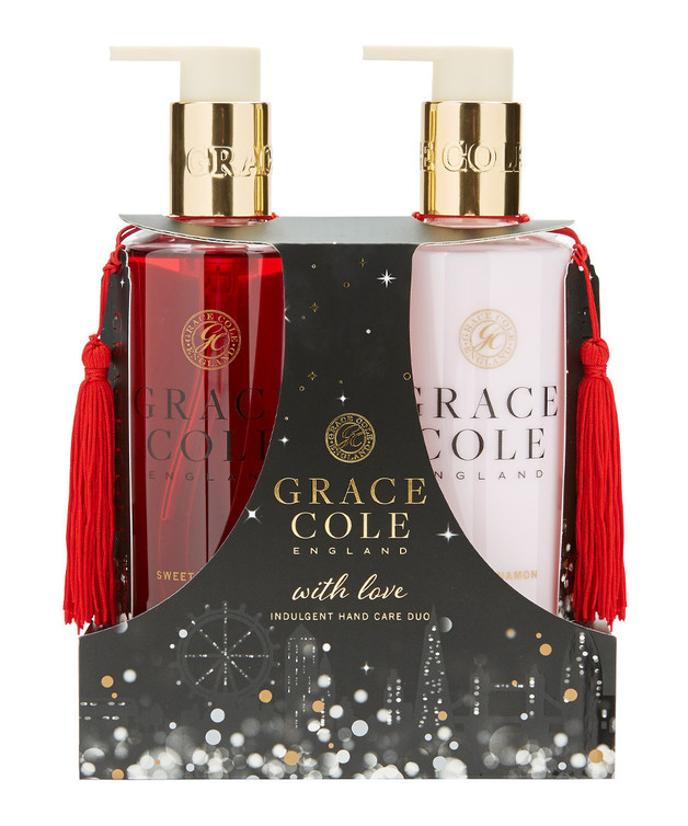 Grace Cole: Indulgent Hand Care Duo Gift Pack