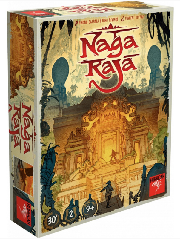 Nagaraja - Board Game