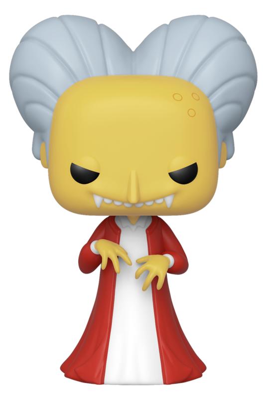 The Simpsons - Mr Burns (as Dracula) Pop! Vinyl Figure