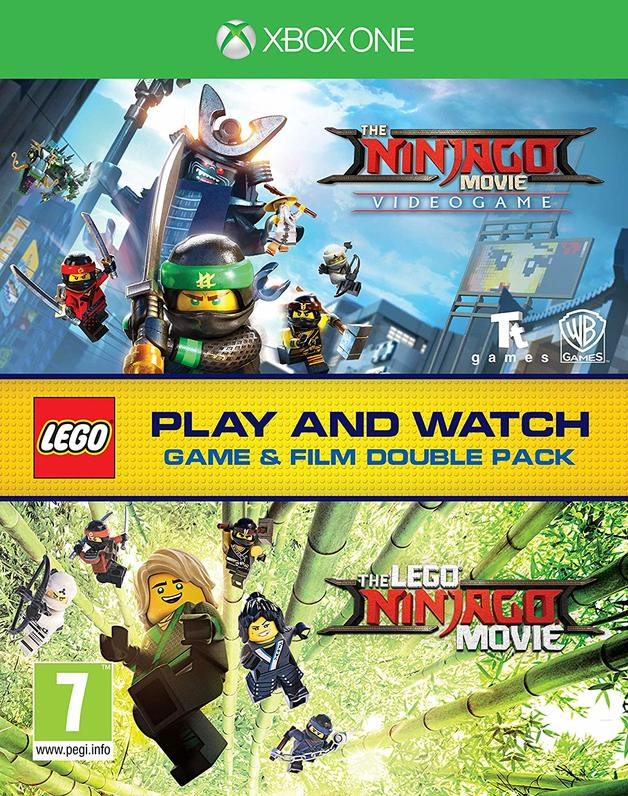 LEGO Ninjago Game & Film Double Pack for Xbox One