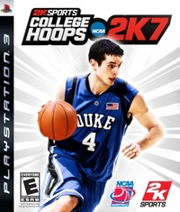 College Hoops 2K7 for PS3 image