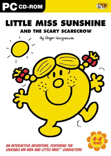 Little Miss Sunshine and the Scary Scarecrow for PC Games image