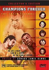 Champions Forever - The Latin Legends! on DVD