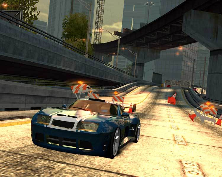 Burnout Dominator for PlayStation 2 image