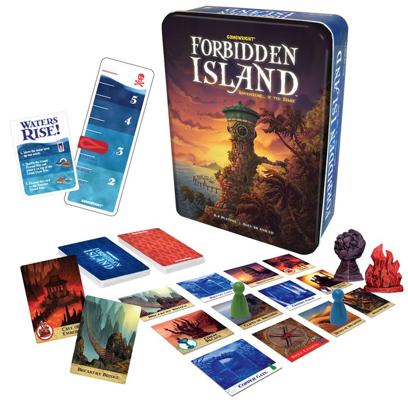 Forbidden Island image