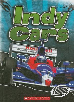 Indy Cars by Jack David