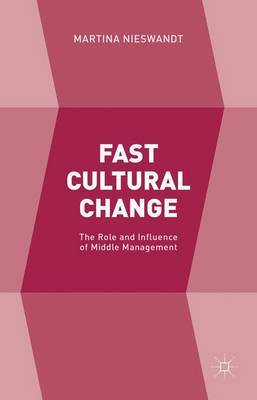 Fast Cultural Change by M. Nieswandt