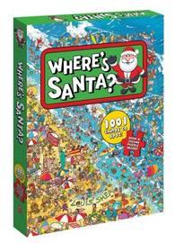 Where's Santa? (Book & Jigsaw Puzzle) by Louis Shea
