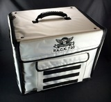 Battle Foam: P.A.C.K. 720 Molle Half Tray - Pluck Foam Load Out (Imperial White)