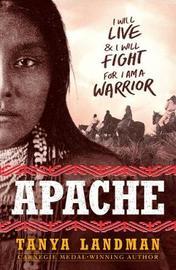 Apache by Tanya Landman image