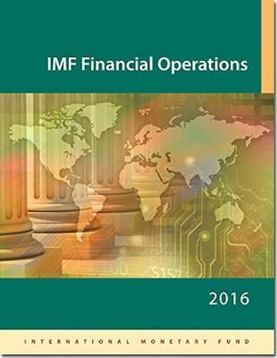 IMF financial operations 2016 by International Monetary Fund