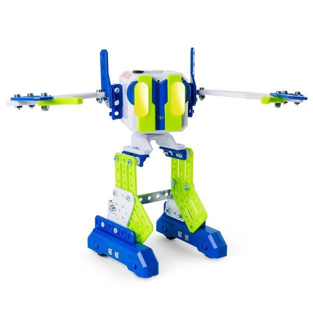 Meccano Micronoid Code Interactive Model Robot - ZAPP
