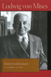 Interventionism by Ludwig Von Mises image