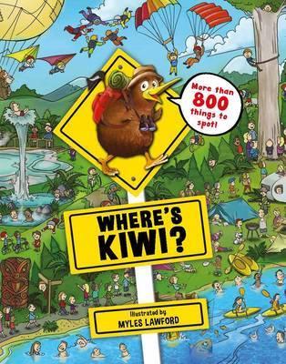 Where's Kiwi?