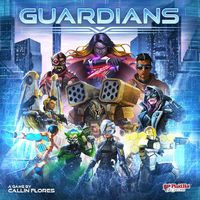 Guardians - Card game