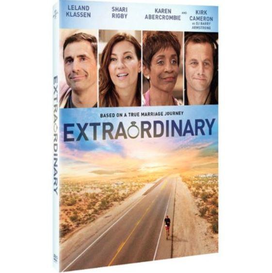 Extraordinary on DVD