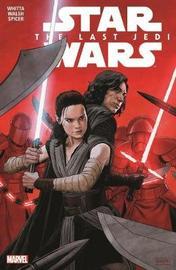 Star Wars: The Last Jedi Adaptation by Gary Whitta