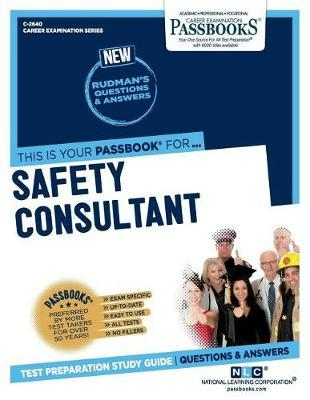 Safety Consultant by National Learning Corporation