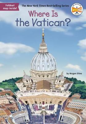 Where Is the Vatican? by Megan Stine image
