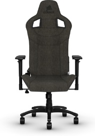 Corsair T3 RUSH Fabric Gaming Chair - Charcoal for  image